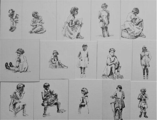 marliesvanzeben_tekeningen_kindertijd